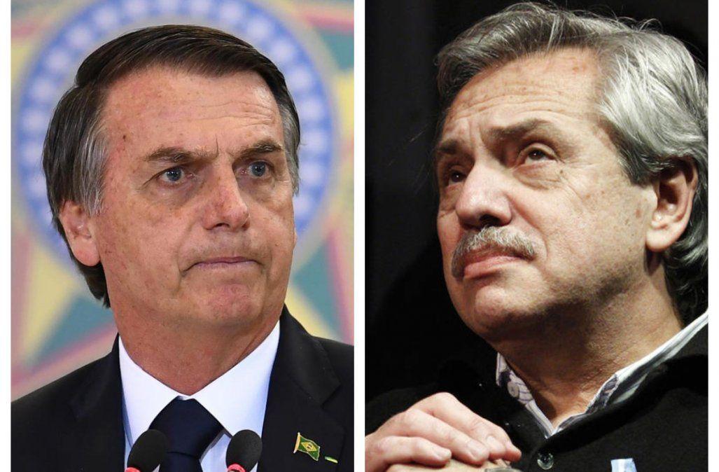 Presidente Jair Bolsonaro sobre el triunfo kirchnerista: Argentina eligió mal