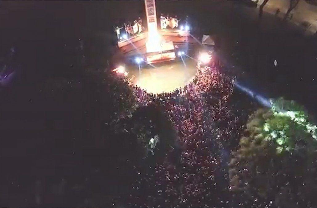 El Día de la Música se celebra el 3 de noviembre  con un festival en Parque Rodó