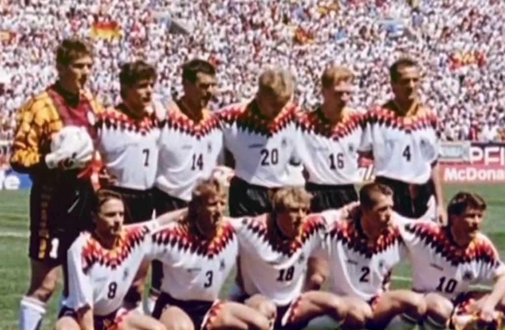 Los colores de la Copa del Mundo: las camisetas que hicieron historia