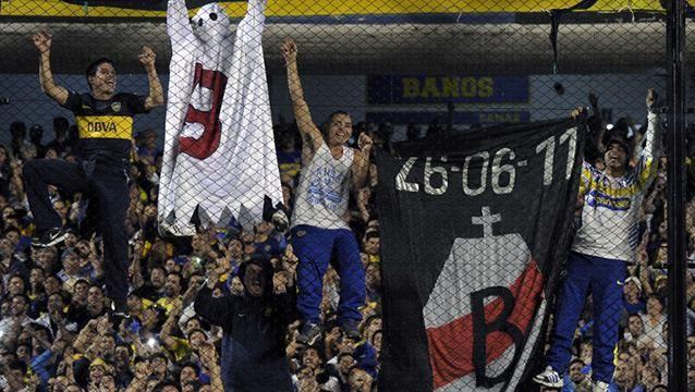 Boca espera por dura sanción de Conmebol por incidentes en el superclásico