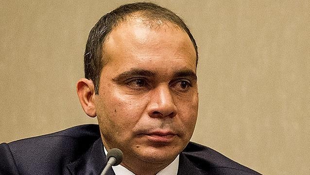 La AUF se inclina por el jordano Alí Bin al-Hussein para presidir la FIFA