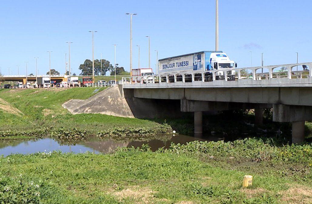 Cuerpo de joven apareció flotando en Arroyo Pantanoso