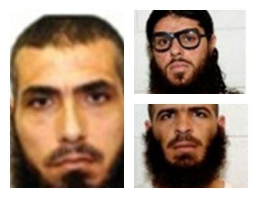 Lo único que se puede hacer por los de Guantánamo es afeitarlos