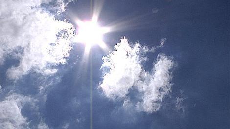 Sigue sin llover; fin de semana con buen tiempo en todo el país
