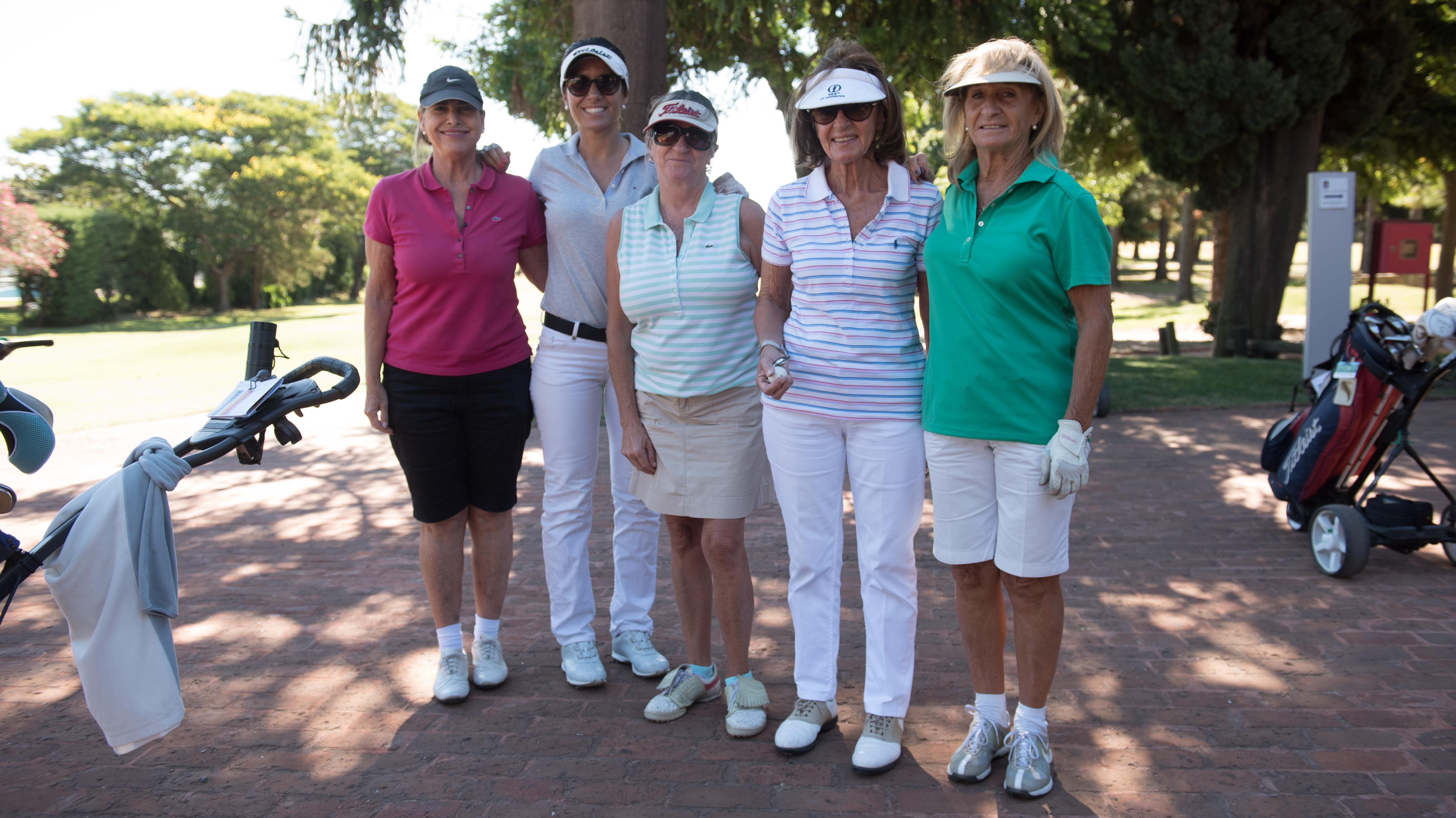 Se disputó la Copa Dodge de Golf exclusiva para Damas