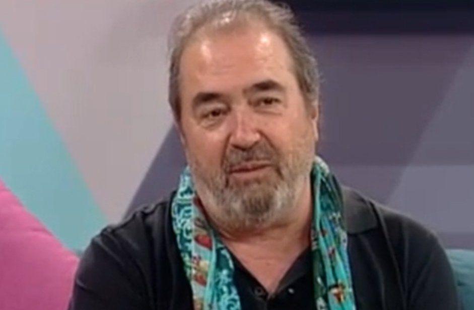 Patxi Andion entrevistado en La Mañana en Casa en el año 2015