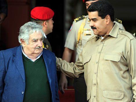 La visita de Maduro a Uruguay está en duda