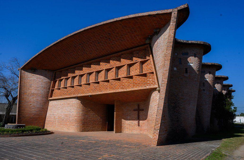 Iglesia de Atlántida declarada Patrimonio Mundial de la Humanidad