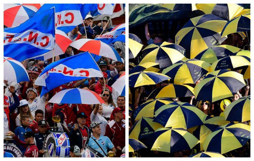 Ya se vendieron 41.000  entradas para ver a Peñarol y Nacional