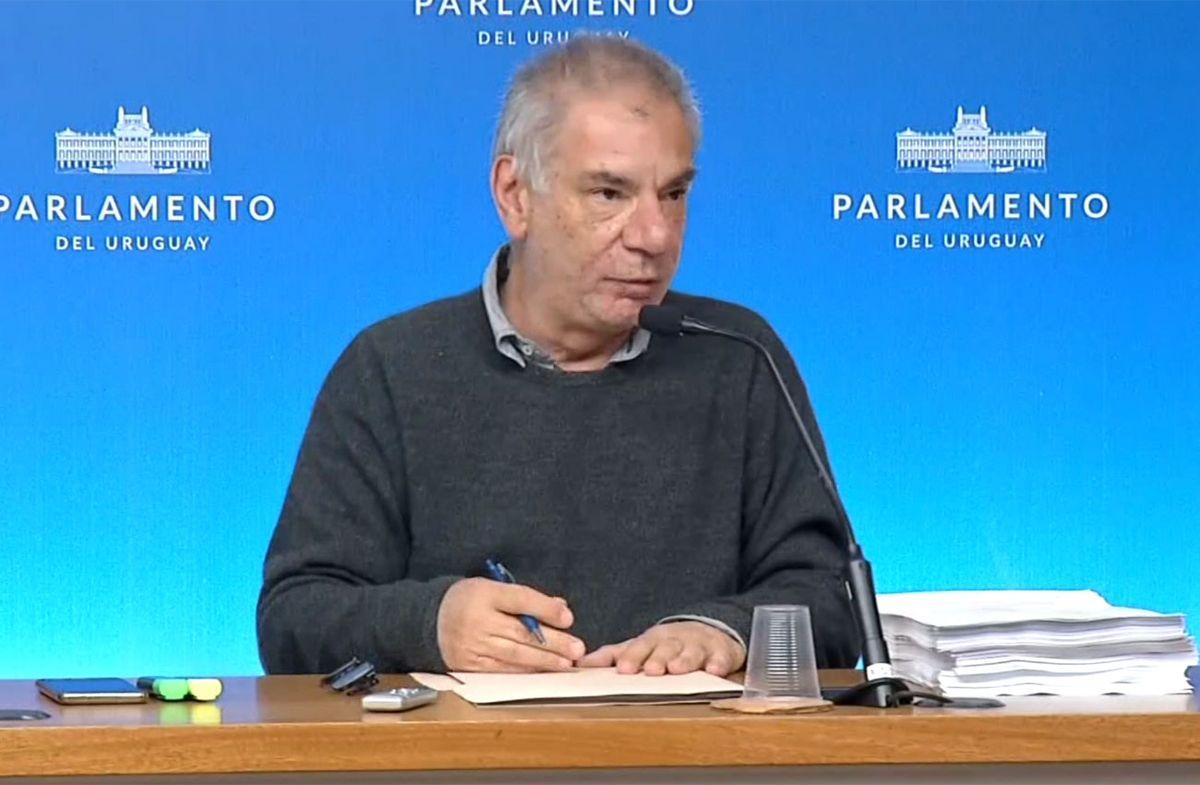 Diputado Antonini sobre Cardoso: se denuncia a sí mismo y tiene las pruebas