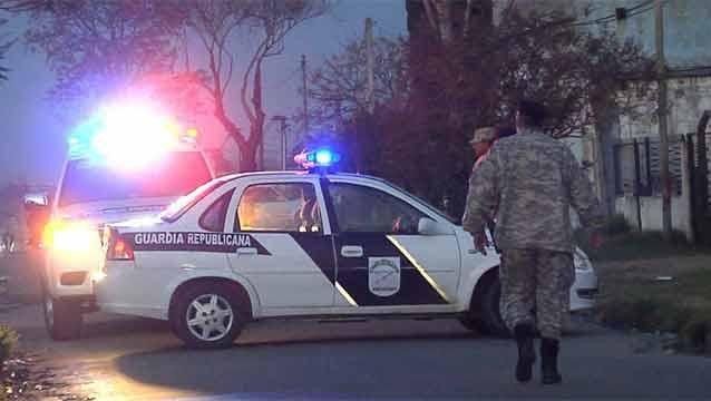 Dos jóvenes heridos de bala en avenida Centenario, cerca del Estadio