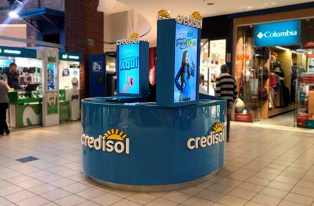 Credisol inaugura su primera sucursal en Shopping Tres Cruces