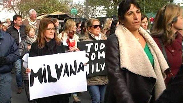 Falleció la madre de Milvana Salomone, la médica desaparecida