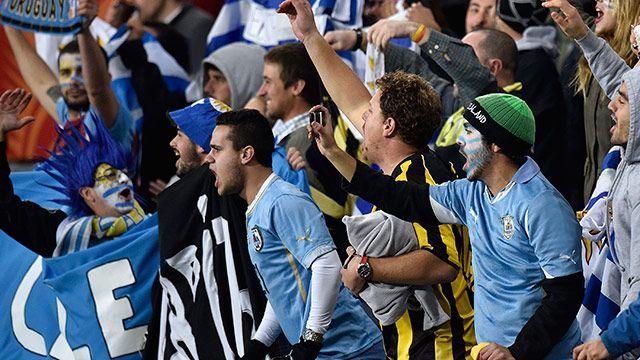 Uruguay comenzó con victoria en el Mundial sub 20: 1-0 ante Serbia