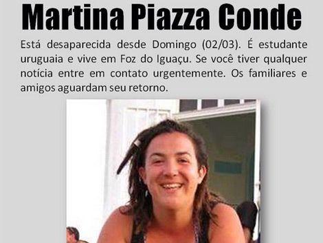 Joven uruguaya fue asesinada en Brasil; el homicida identificado