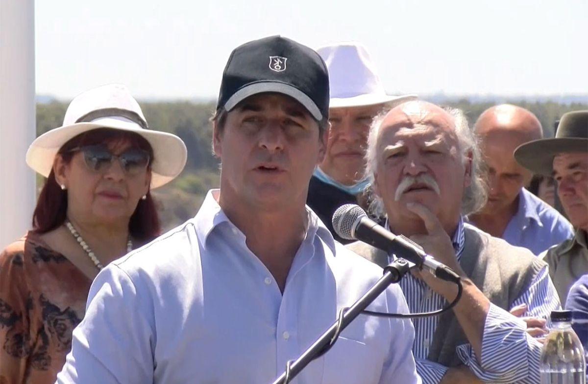 Lacalle Pou sobre Uruguay: a nuestro país se lo ve como un faro democrático