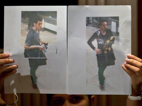 Malasia: los dos pasajeros con pasaportes falsos eran iraníes
