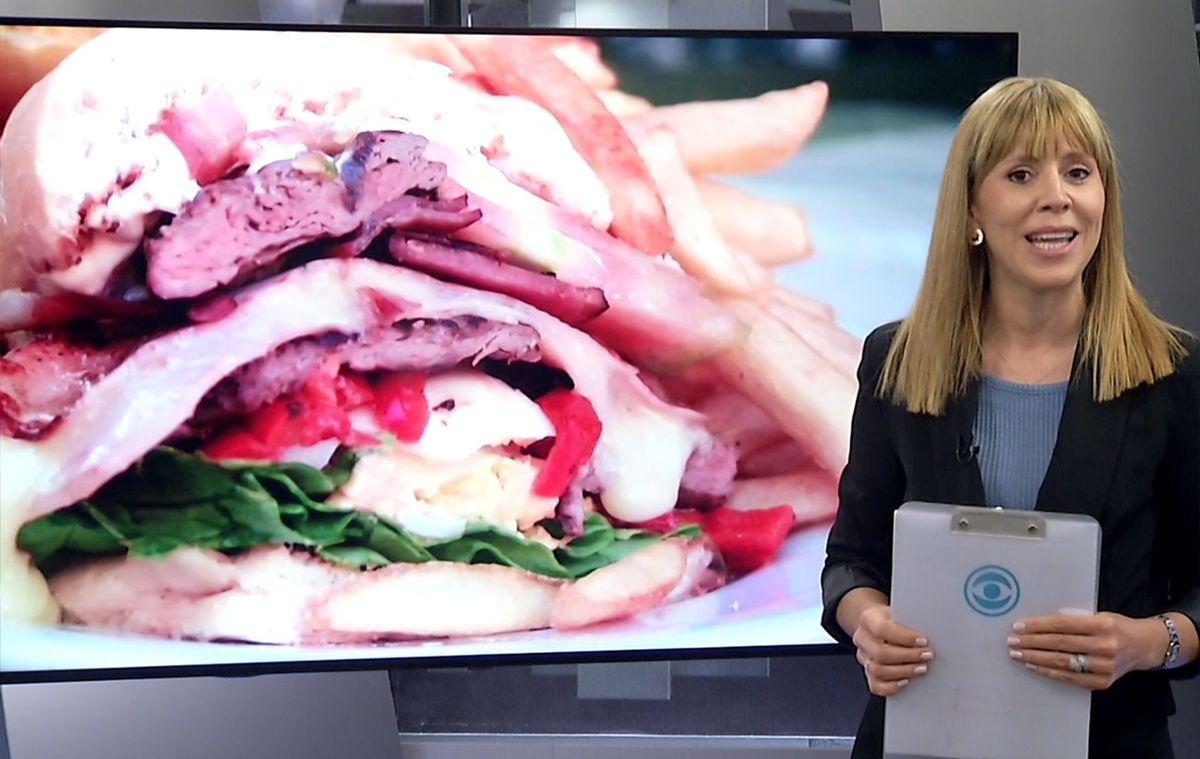 El chivito uruguayo en el puesto 3 del ranking de los mejores sandwiches del mundo