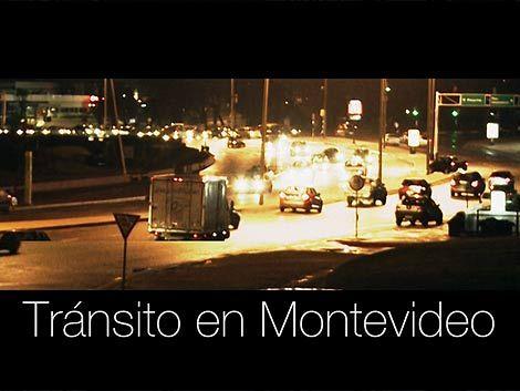 """Expertos en tránsito: """"el colapso está establecido"""" en Montevideo"""