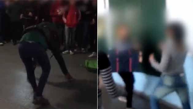 Codicen pedirá informes a liceo y UTU donde filmaron pelea de estudiantes