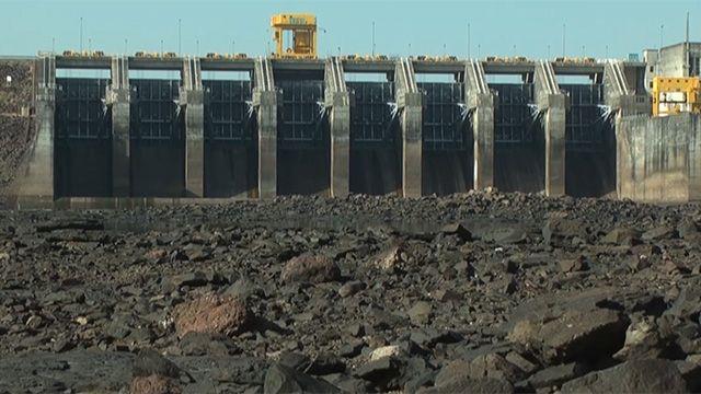 Represa de Palmar dejó de funcionar por la sequía; así está ahora