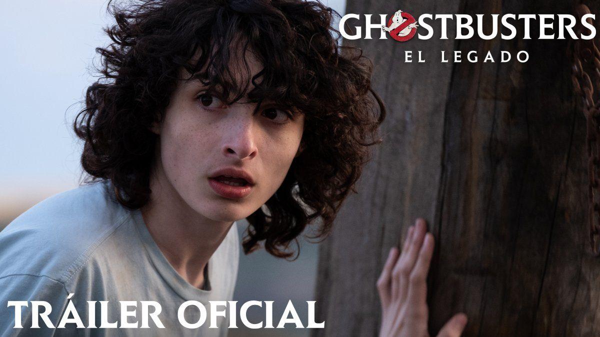 Mirá el tráiler de la película Ghostbusters: El Legado