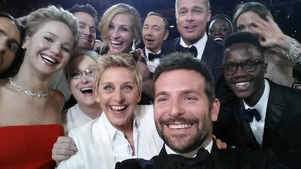 Las mejores y las peores del selfies de 2014