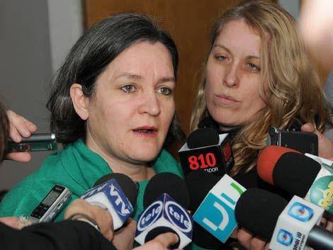 Secretos de la emotiva salida de la ministra Graciela Muslera