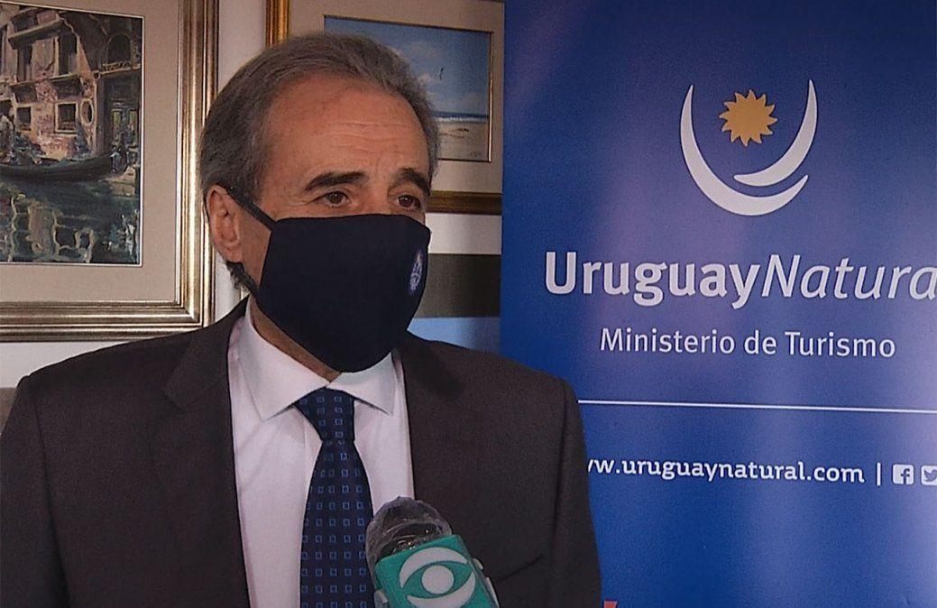 Monzeglio aseguró que es comprensible que el Days Inn acepte solo vacunados