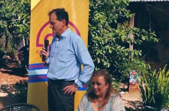 Manini y Moreira iniciaron su campaña en Artigas