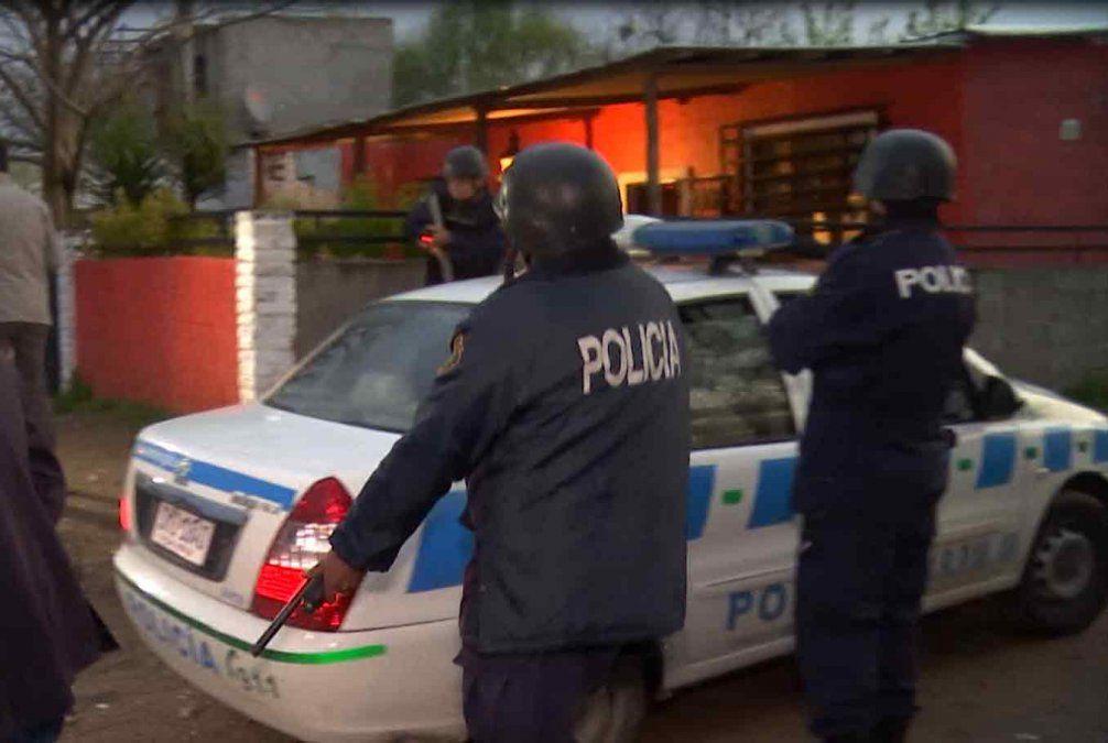 Ráfaga de balas en la escena de un crimen obligó a la fiscal a retirarse de inmediato