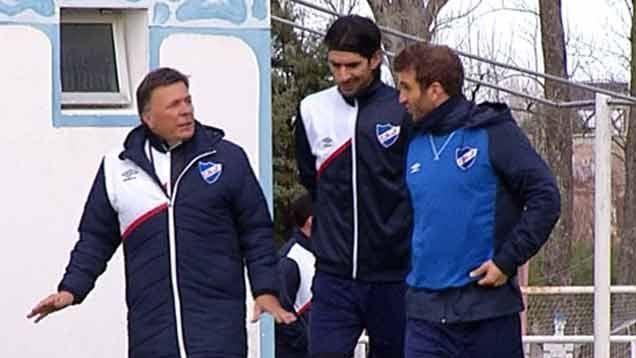 Munúa quiere y pidió a Nacho González para jugar un año más en Nacional