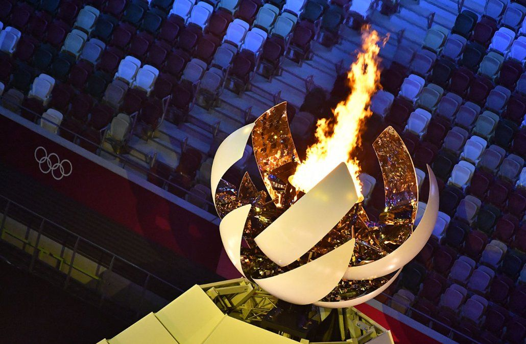 Así fue el show inaugural de los Juegos en Tokio y el desfile de los uruguayos