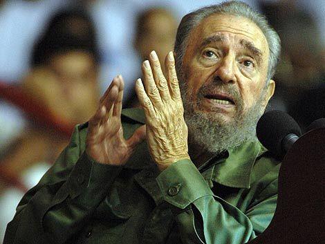 Fidel Castro celebra hoy sus 85 años