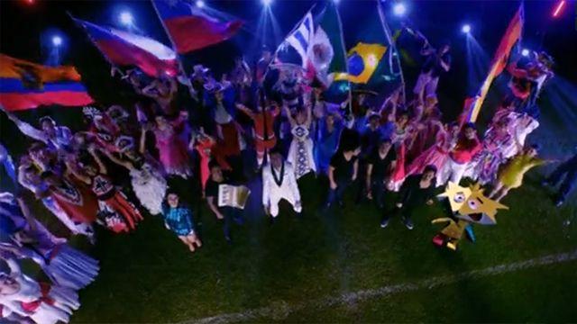 """Escuchá aquí """"Al Sur del mundo"""", la canción de la Copa América"""