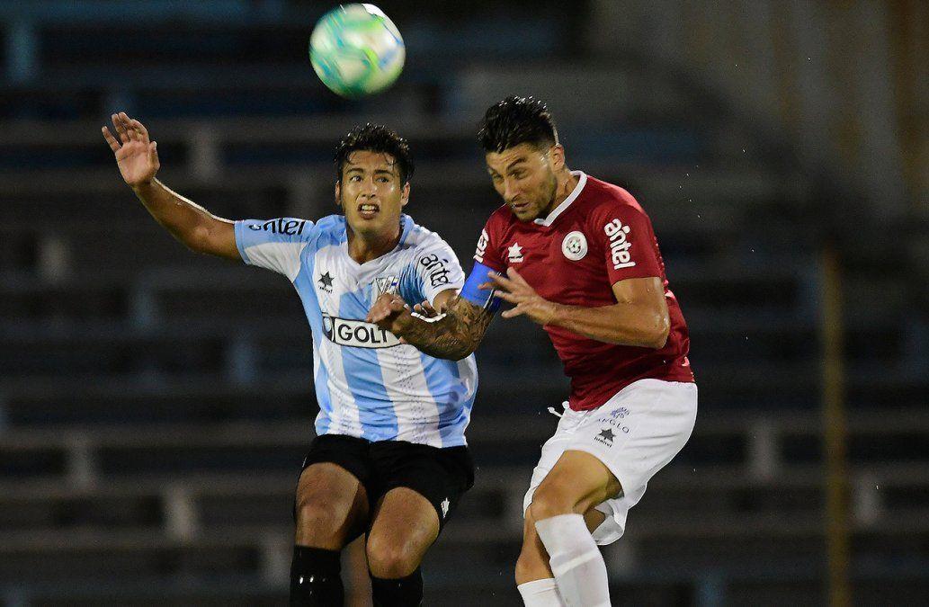 Danubio le ganó 3-1 a Rampla Juniors; Cerro y Torque empataron