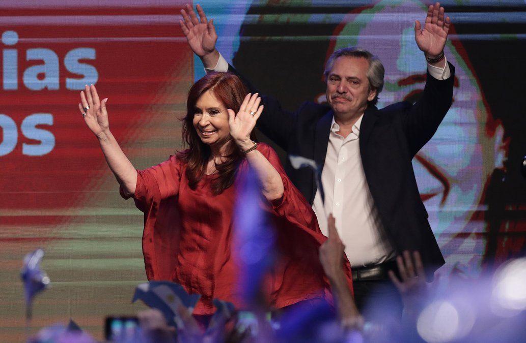 Alberto Fernández le ganó en primera vuelta la elección a Mauricio Macri