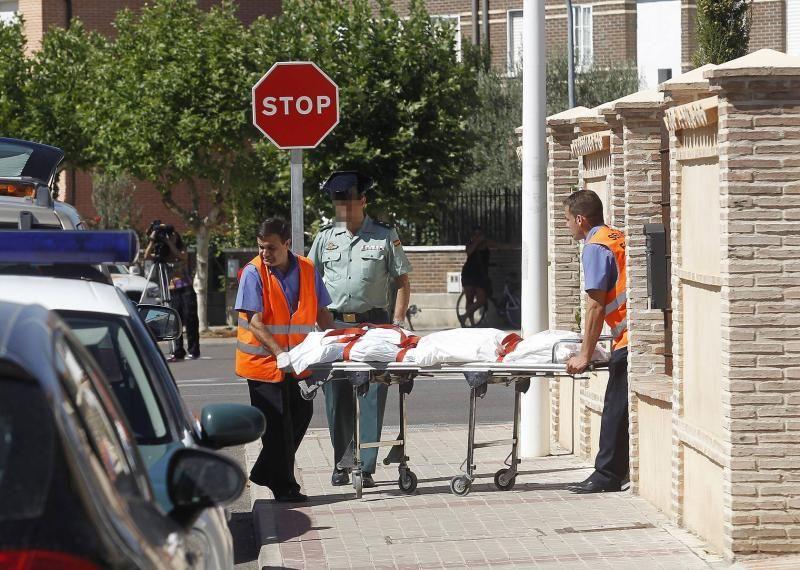La uruguaya acusada de triple crimen en España dejó una carta
