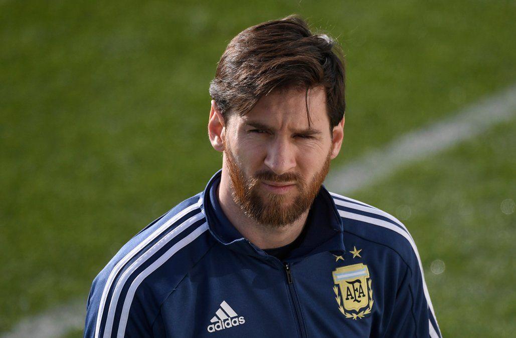 Messi aseguró que hacer un buen Mundial es estar entre los cuatro mejores