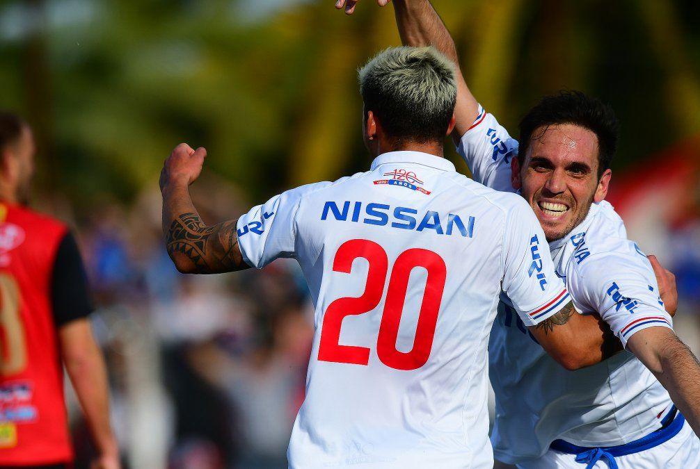 Nacional le ganó a Boston River;  Peñarol se enfrenta el domingo a Liverpool