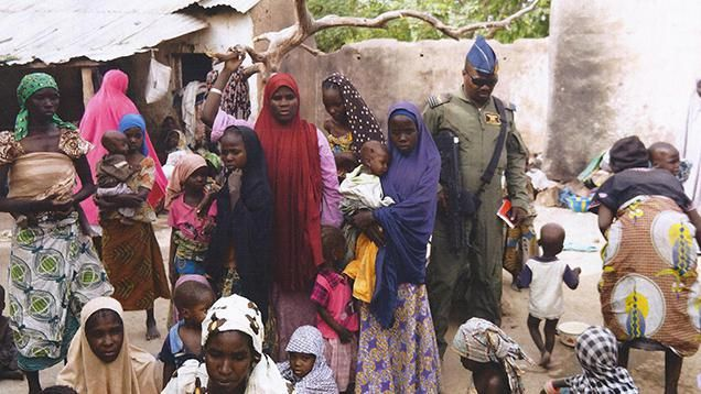 214 niñas y mujeres secuestradas por Boko Haram están embarazadas