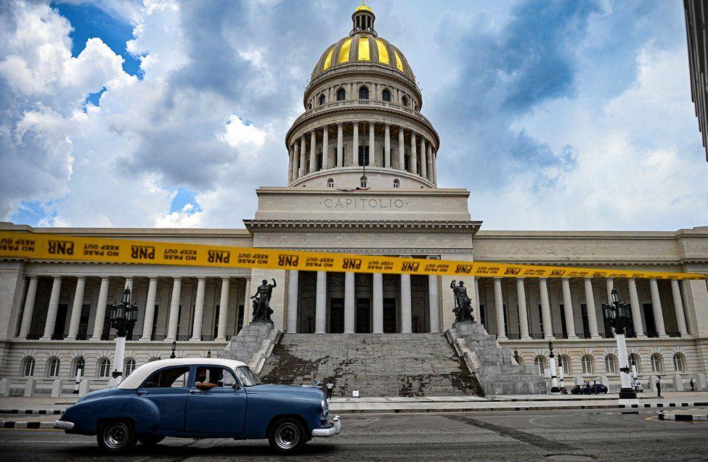 Joe Biden instó a las autoridades cubanas a evitar la violencia tras protestas en la isla