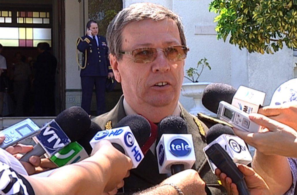 García destituyó al presidente del Supremo Tribunal Militar por hechos de la dictadura