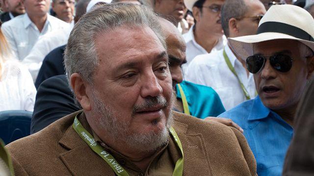 Se suicidó Fidel Castro Díaz-Balart, el hijo mayor de Fidel Castro