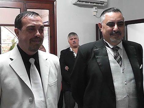Pablo y José Pedro