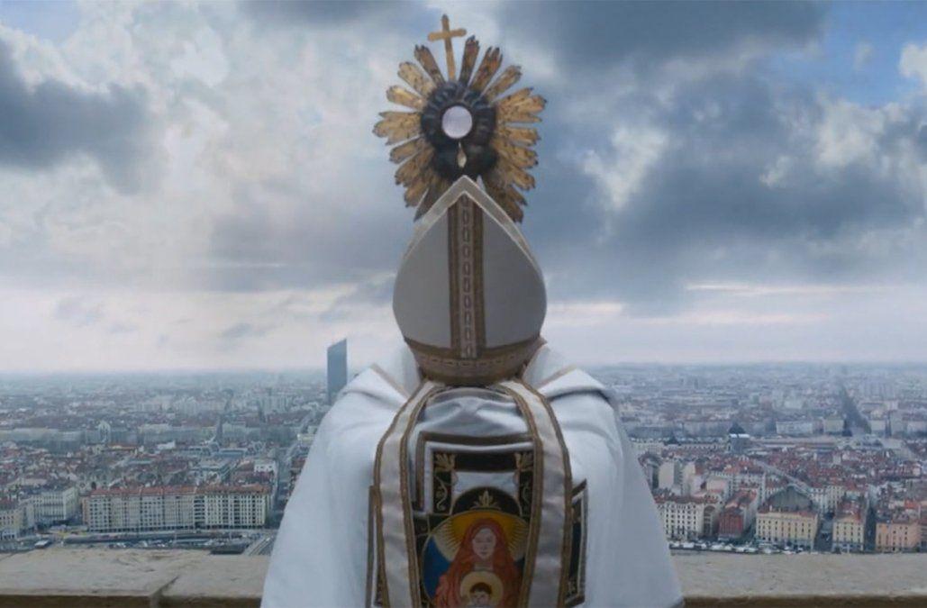 Por gracia de Dios: escándalos sexuales de la Iglesia francesa