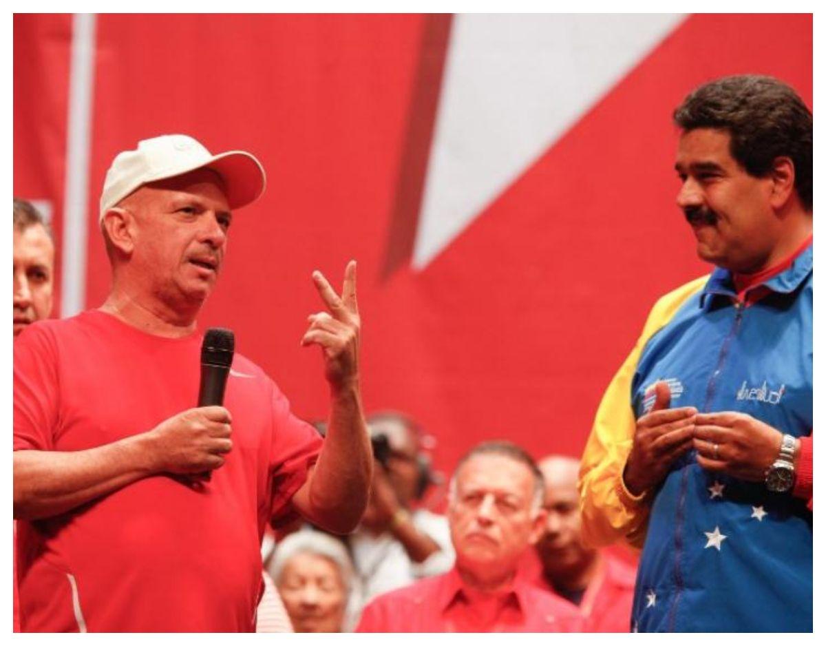 Detienen en España a El Pollo Carvajal, el exjefe de Inteligencia de Hugo Chávez acusado de ser narcotraficante