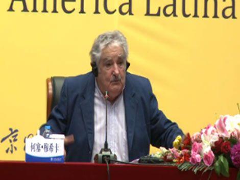 Para Mujica lo mejor de China es la capacidad de mirar lejos