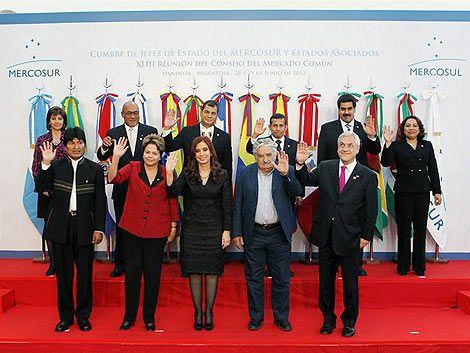 Mercosur resolvió no subir el arancel externo común