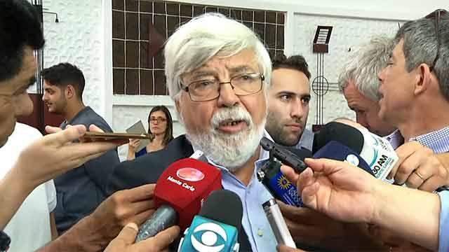 Bonomi dijo que no hay denuncias sobre robos en la Tribuna Olímpica